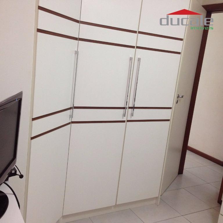 Apartamento residencial à venda, Jardim Camburi, Vitória. - AP0793