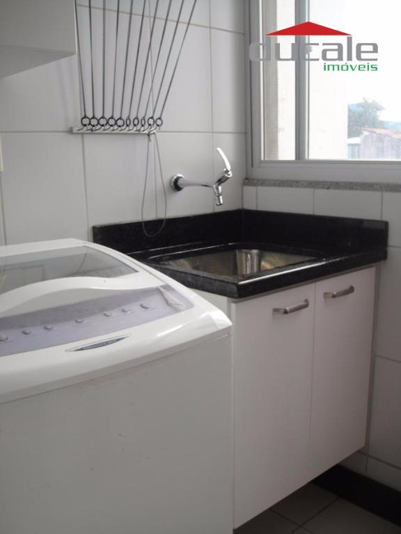 Apartamento residencial à venda, Jardim Camburi, Vitória. - AP0608