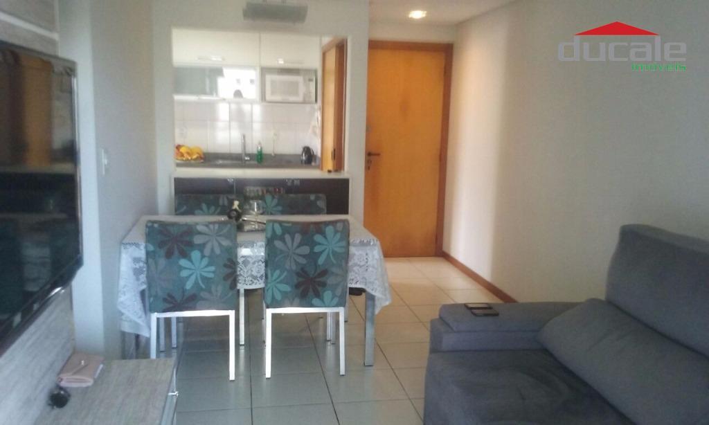 Apartamento residencial à venda, Jardim Camburi, Vitória. - AP0550