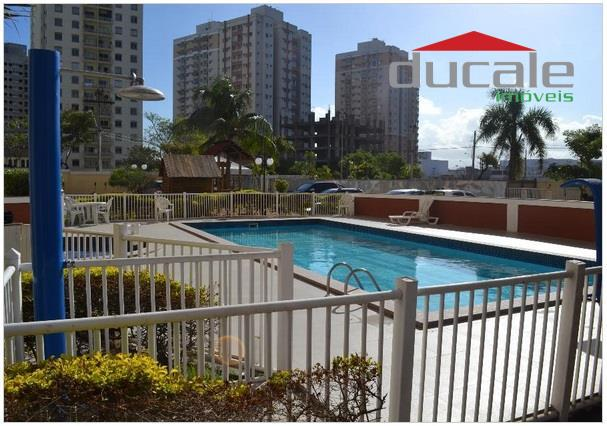 Apartamento  residencial à venda, Itapuã, Vila Velha. - AP0123