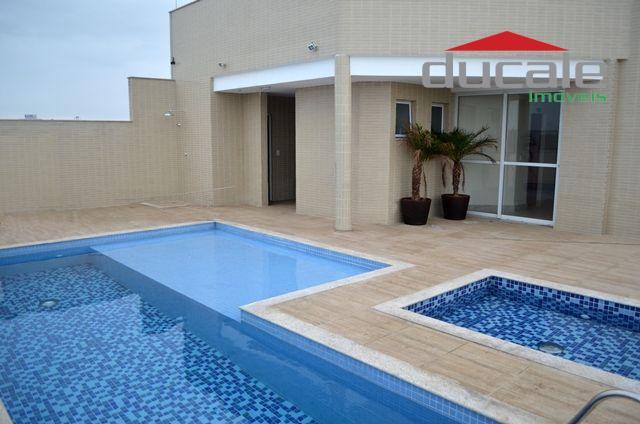Apartamento  residencial à venda, Itapuã, Vila Velha. - AP0117