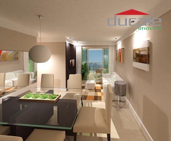 Apartamento 3 quartos Edifício Nero Davola  à venda, Jardim Camburi, Vitória. - AP0047