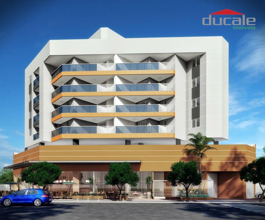 Apartamento 2 quartos edifício Modigliani residencial à venda, Jardim Camburi, Vitória. - AP0042