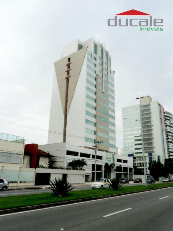 Apartamento  residencial à venda, Jardim Camburi, Vitória. - AP0143