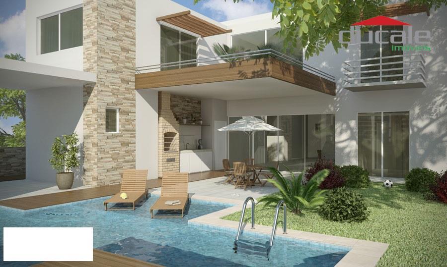Alphaville Jacuhy   Casa  residencial à venda, Jardim Carapina, Serra. - CA0006