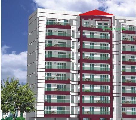 Apartamento 3 quartos 2 vagas  residencial à venda, Jardim Camburi, Vitória. - AP0059
