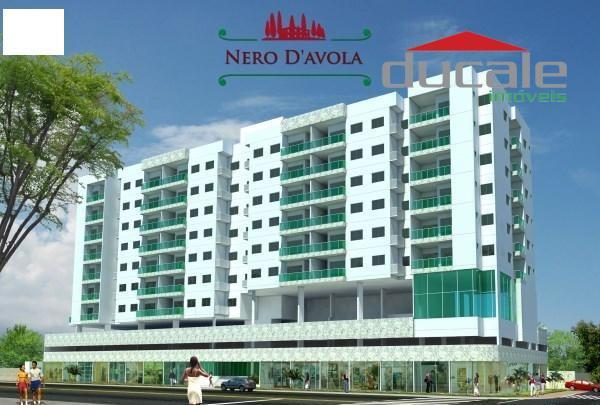 Edifício Nero Davola Apartamento  2 quartos à venda, Jardim Camburi, Vitória ES. - AP0048