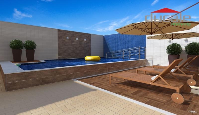 Apartamento  à venda, RESIDENCIAL AQUARELA Jardim Camburi Apartamento de 3 quartos Jardim Camburi, Vitória ES. - AP0030