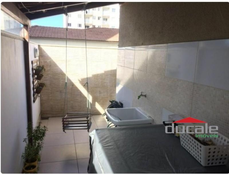 Apartamento com área externa 3 quartos suíte 2 vagas  - AP1307
