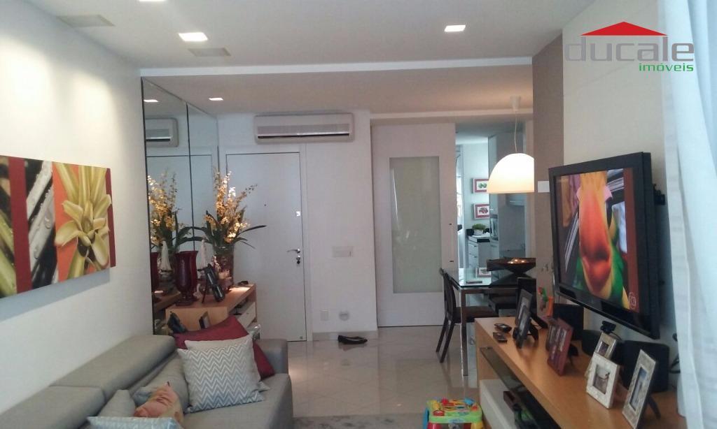 Apartamento residencial à venda, Jardim Camburi, Vitória. - AP0594