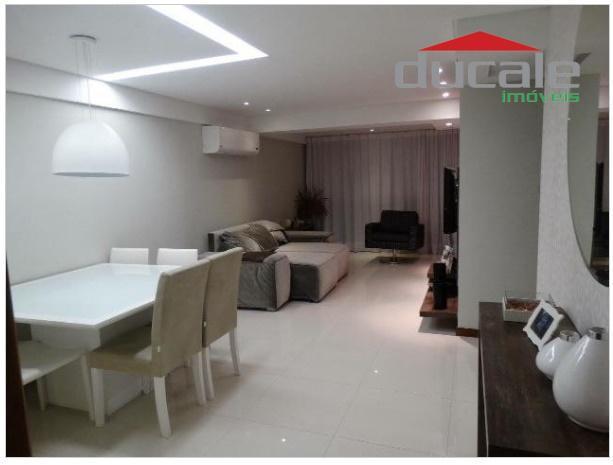 Apartamento residencial à venda, Jardim Camburi, Vitória. - AP0690
