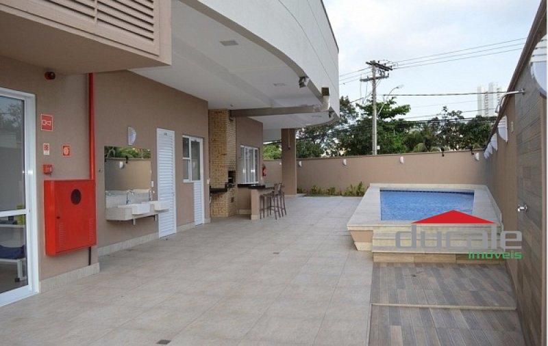Residencial Bento Ferreira Apartamento 2 quartos suíte uma vaga - CA1362