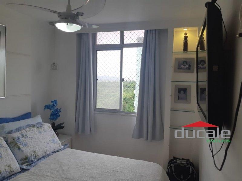 Lindo apto 2 quartos em Jardim Camburi - AP1429