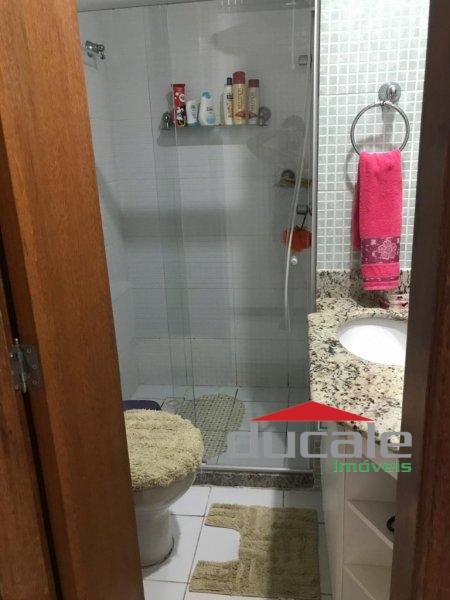 Jardim Camburi - 3 quartos com suíte, 2 vagas de garagem - AP1431