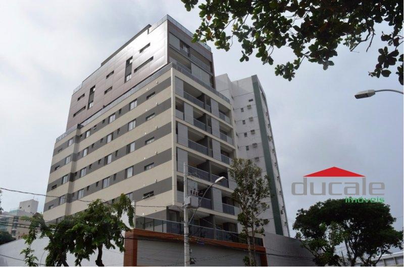 Apartamento no Edifício Davi Amarante em Bento Ferreira - AP1489