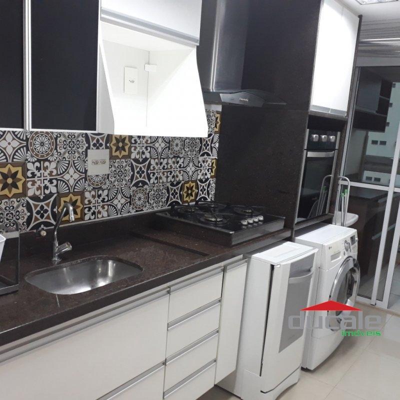Condominio La Vita, 3 quartos suite e varanda - AP1512
