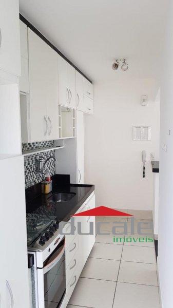 Vende apartamento decorado sol da manhã em Jardim Camburi - AP1515