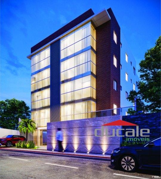 Edifício Monteiro de Lemos. Apartamento com varanda gourmet - AP1521