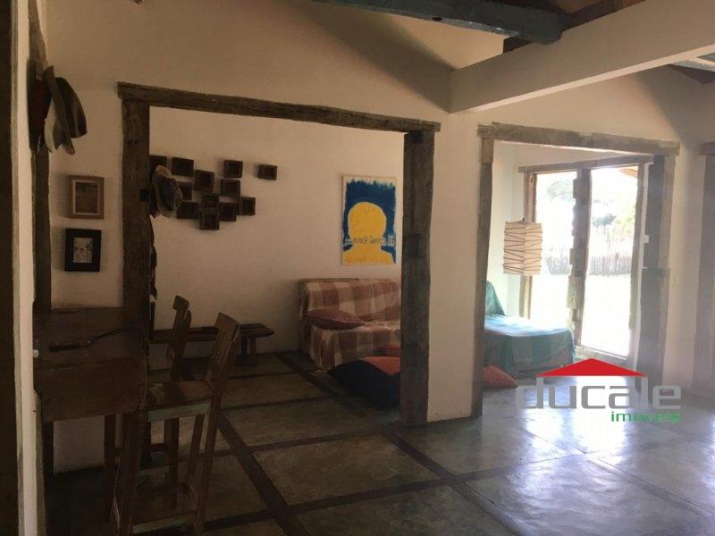 Casa 3.000m² Frente para o mar em Praia Formosa, Aracruz - CA1535