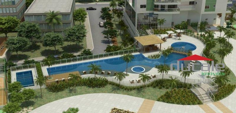 Residencial Jardins apartamento com lazer completo em Jardim Camburi - AP1547