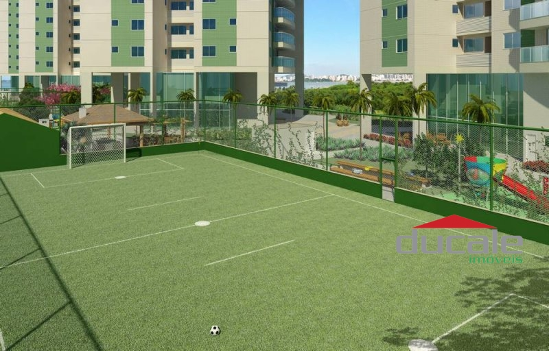 Residencial Jardins: apartamento lazer completo em Jardim Camburi - AP1550