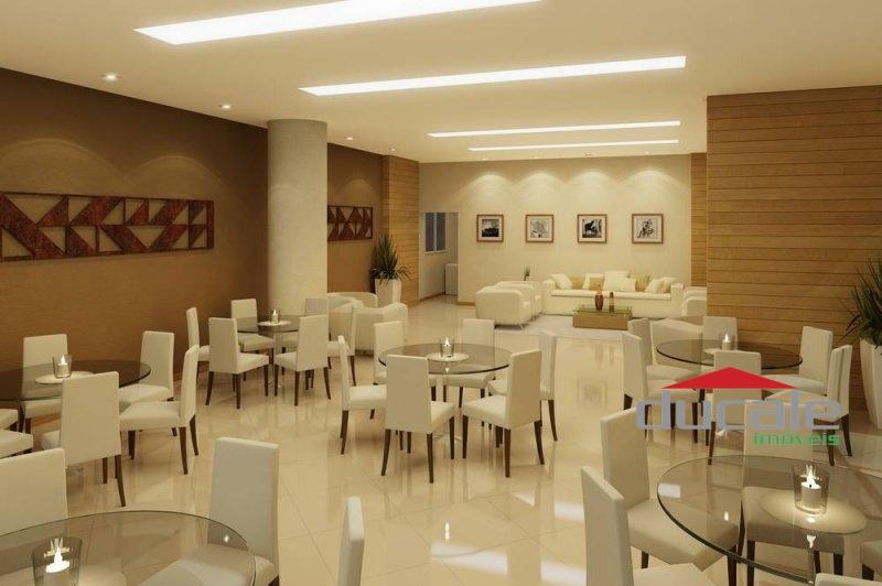 Residencial Jardins em Jardim Camburi: apartamento com lazer completo - AP1556
