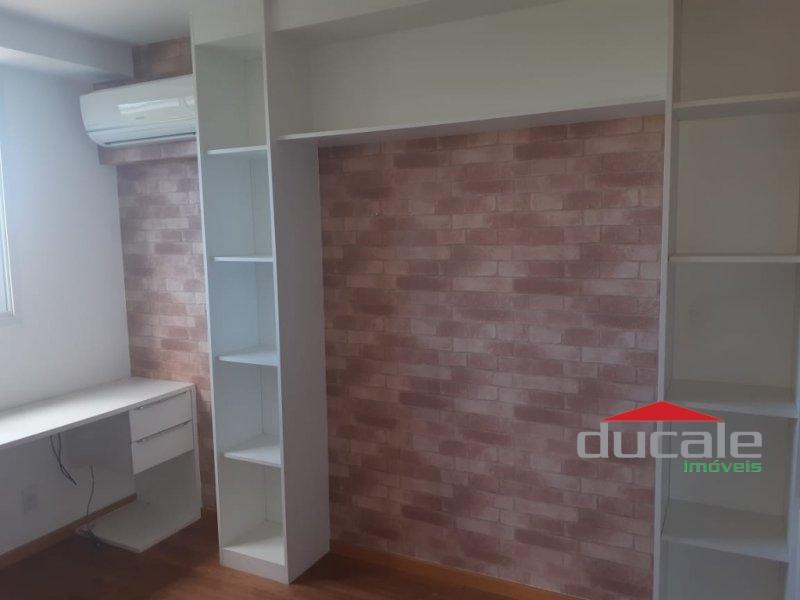 Residencial Vevace em Jardim Camburi: apartamento em andar alto - AP1557