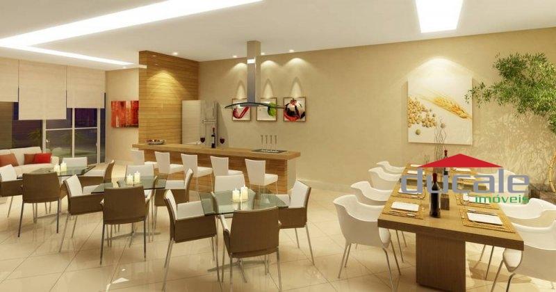 Edifício Residencial Jardins em Jardim Camburi: vende apartamento - AP1576