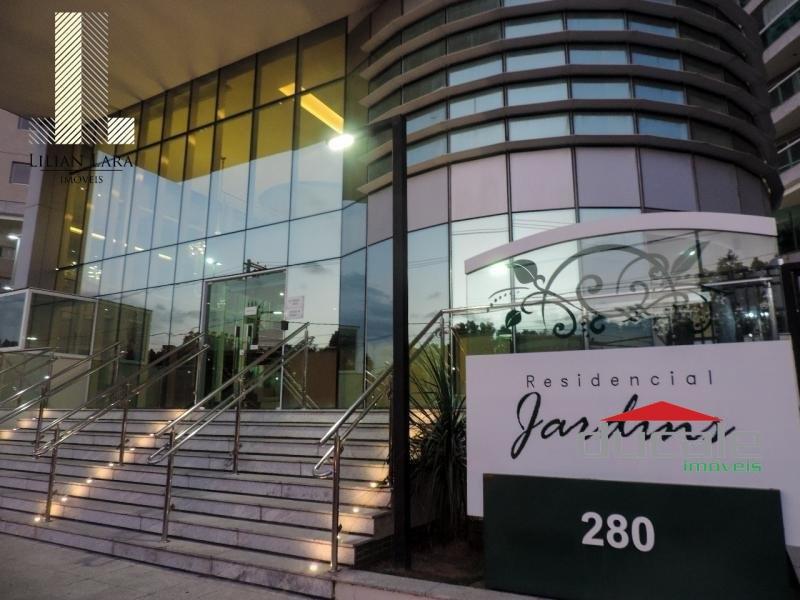 Jardins Residencial: apartamento em andar alto, Jardim Camburi - AP1580