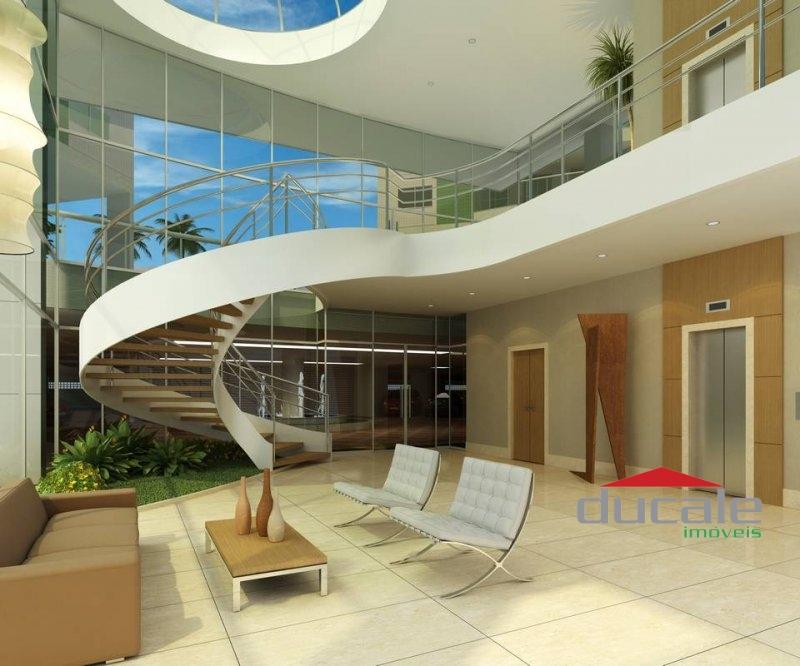 Edifício Residencial Jardins em Jardim Camburi: vende apartamento lazer completo, Vitória - AP1581