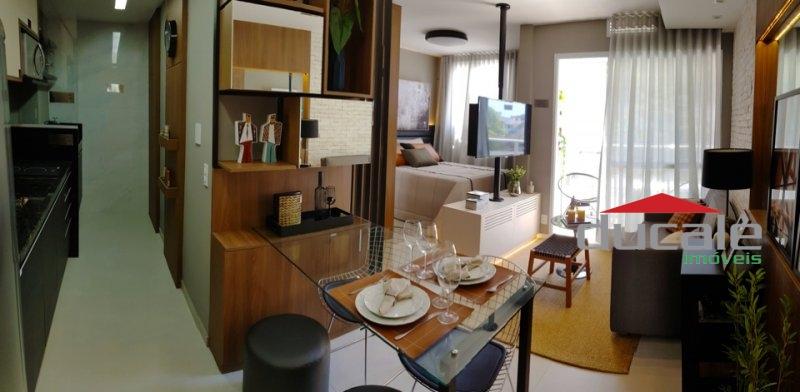 Apartamento no Edifício San Pietro na Enseada do Suá - AP1601