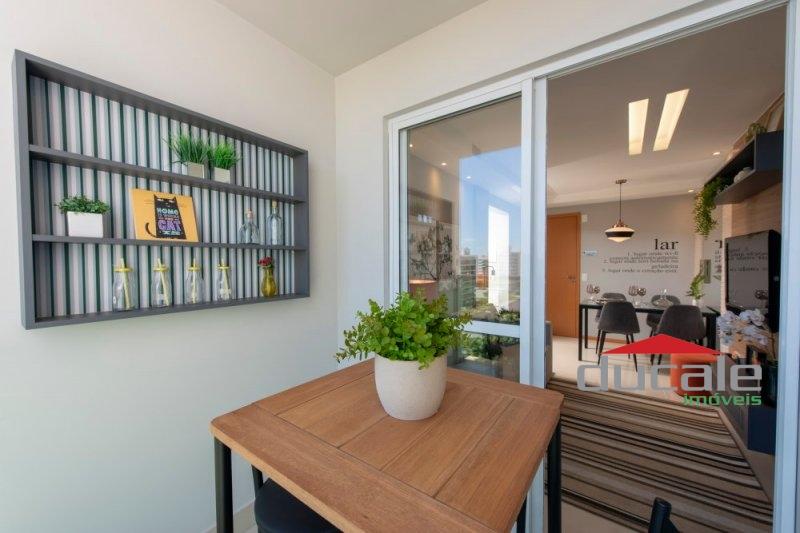 Edifício Vivace, apartamento 2 quatos suite em Jardim Camburi - AP1606