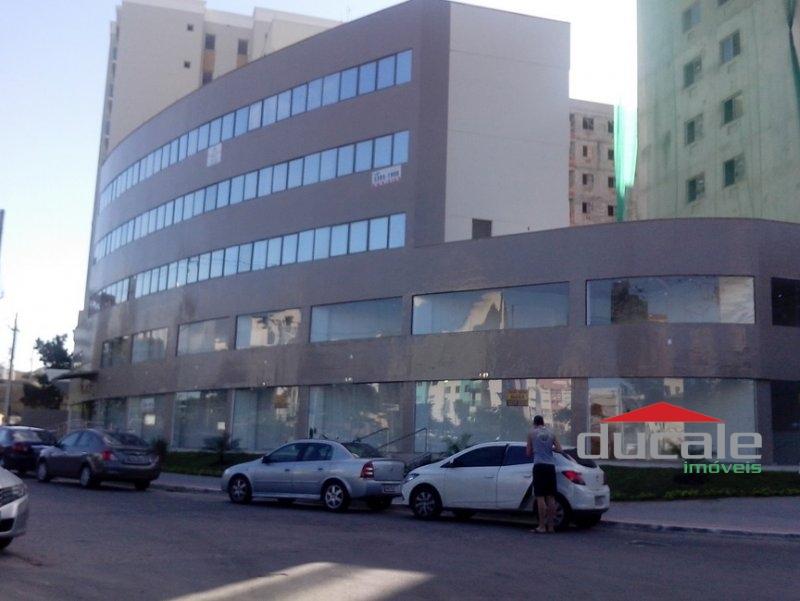 Boa Sala comercial no Ed. San Gennaro em Jardim Camburi - SA1621