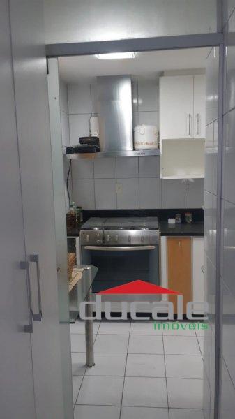 2 vagas Apartamento 2 quartos suíte com armários e cond con lazer - AP1646