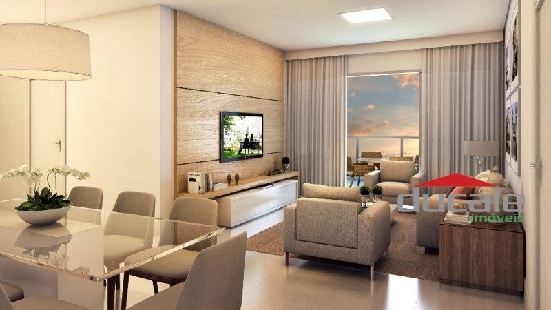 Vende apto, Condomínio Solar Mata da Praia - AP1658