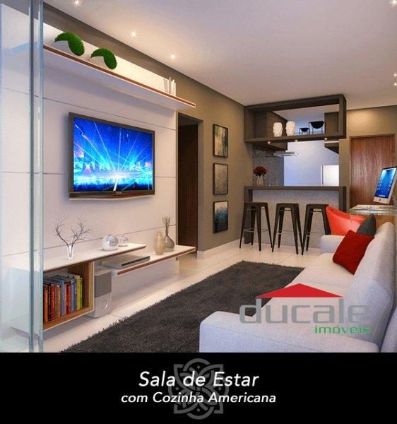 Essence Residence, apartamento 2 quartos suíte em Praia de Itaparica - AP1660
