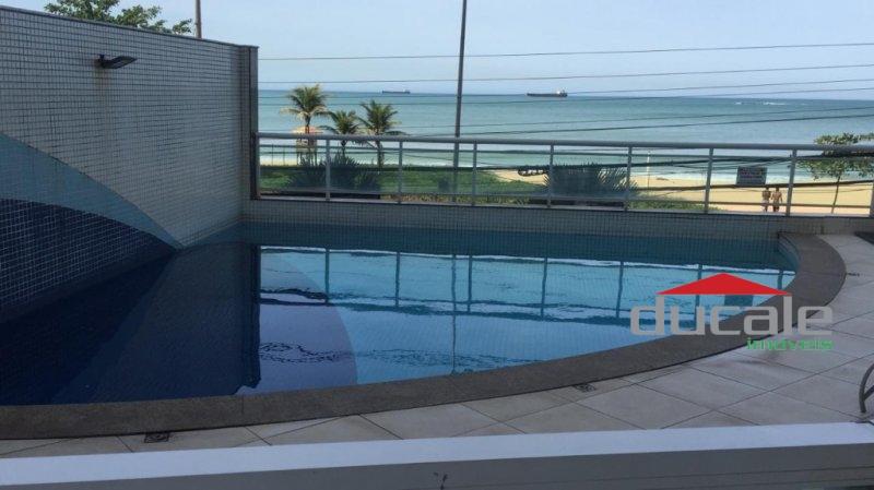 Vende lindo apartamento com vista para o mar, na Praia de Itaparica - AP1661