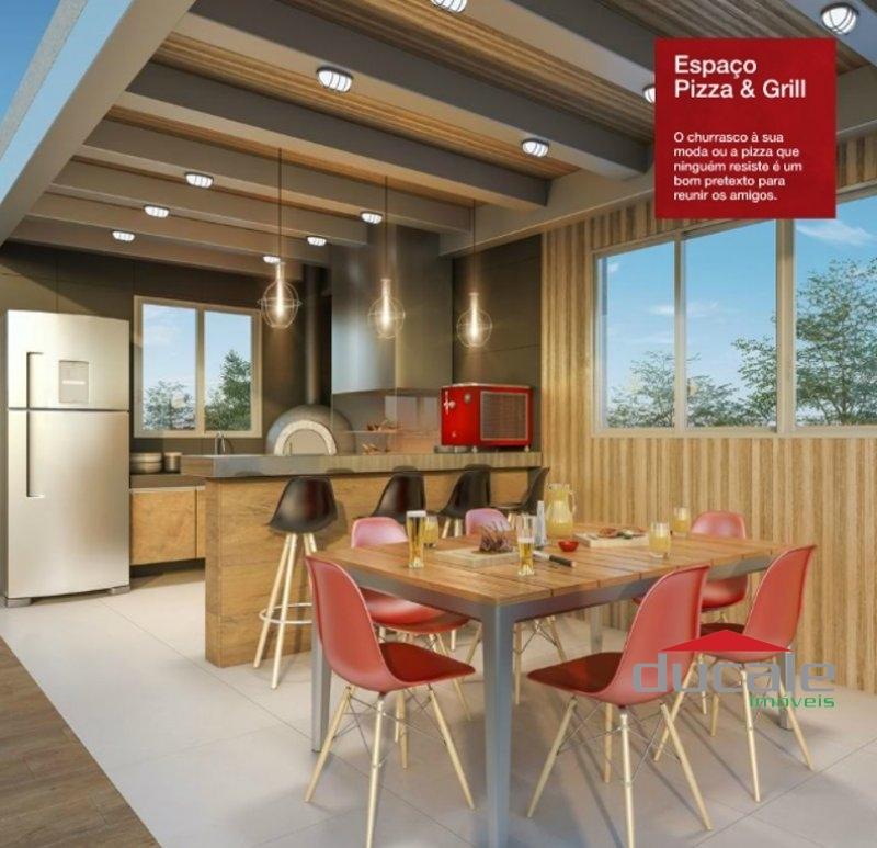 Edifício Red Design Residence em Barro Vermelho, Vitória - AP1681