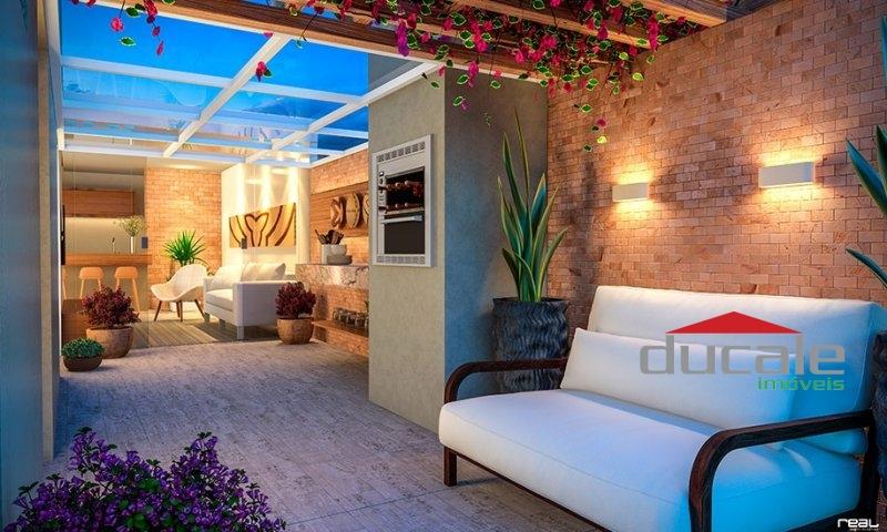 Residence Henrique Torres, vende cobertura em Jardim da Penha - CO1691
