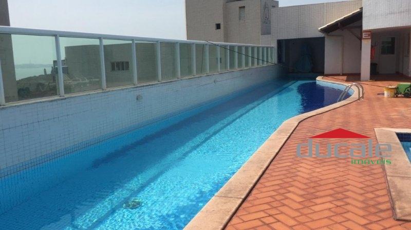Aluga Apartamento sol da manha de frente a Praia da Costa - AP1713