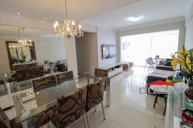 Lindo Apartamento decorado com lazer completo em Jardim Camburi - AP1739
