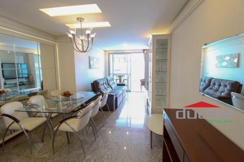 Ótimo Apartamento frente ao mar de Jardim Camburi - AP1742