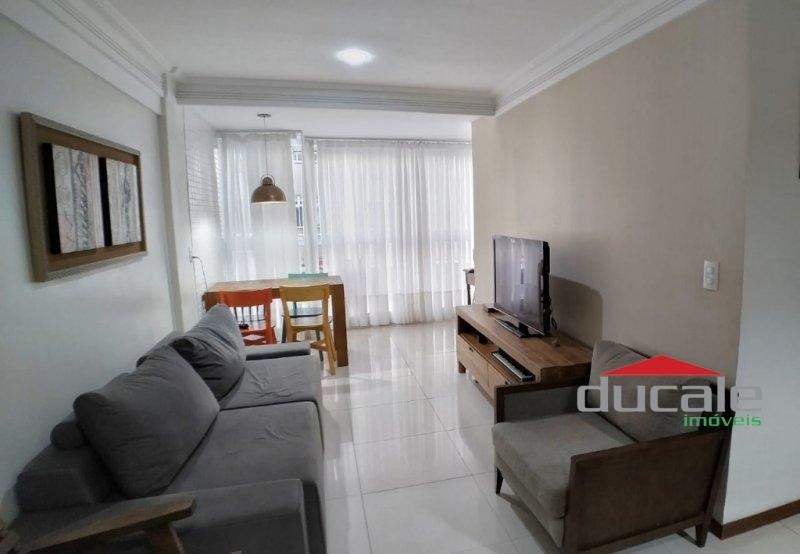 Apartamento Mobiliado com Lazer completo em Jardim Camburi - AP1743