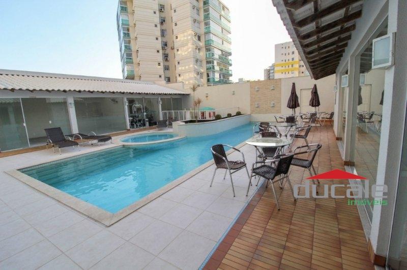 Lindo Apartamento montado em Jardim Camburi - AP1744