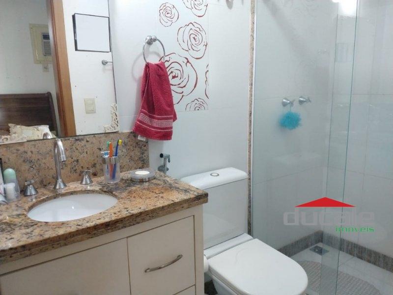 Apartamento Mobiliado próx. ao mar de Jardim Camburi - AP1745