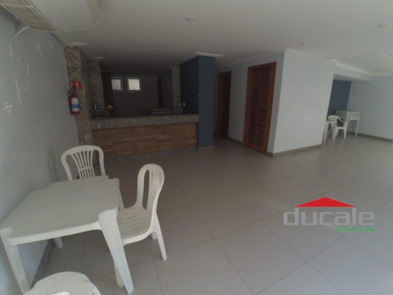 Apartamento com Varanda e Elevador em Jardim Camburi - AP1751