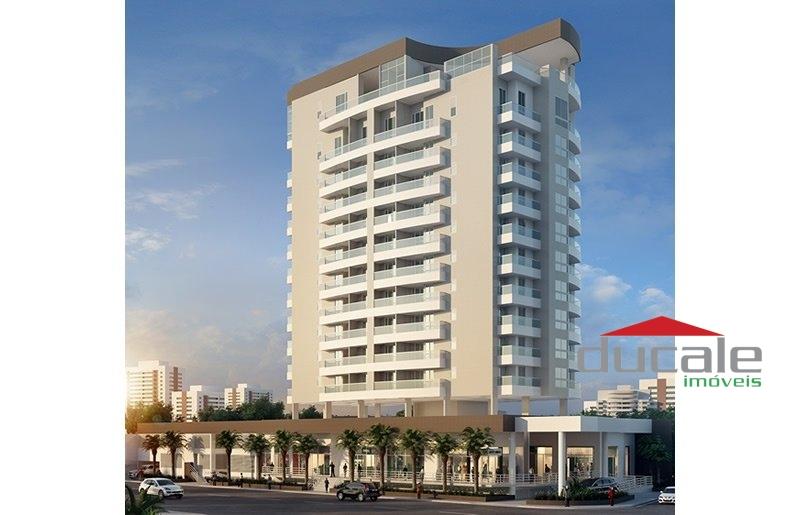 Residencial Málaga, apartamento quarto e sala com Lazer completo - AP1755