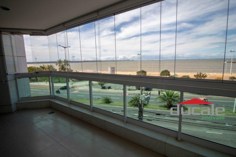 Ótimo Apartamento com vista para o mar na Mata da Praia - AP1772