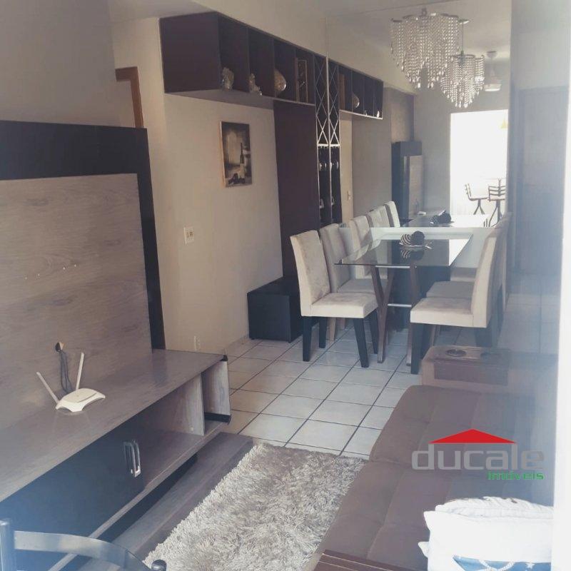 Vende Apartamento com Varanda e Lazer em Jardim Camburi - AP1776