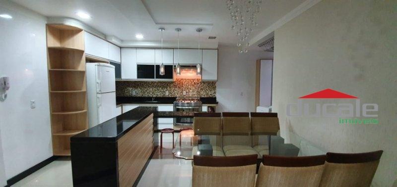 Lindo Apartamento Reformado e Montado em Jardim Camburi - AP1788